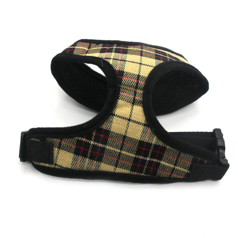 Buy Lovoyager LVC1705 Soft Mesh Breathable Pet Dog Harness Vest and Adjustable Collar