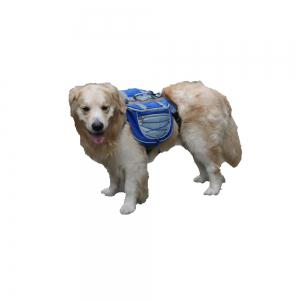 Lovoyager VB16005 High Quality Pet Accessories Waterproof Adjustable Nylon Dog Saddle Bag For Hiking Travel -