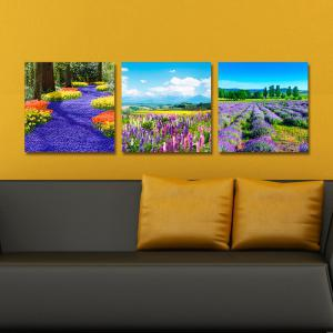 DYC 10133 3PCS Landscape Print Art Ready to Hang Paintings -