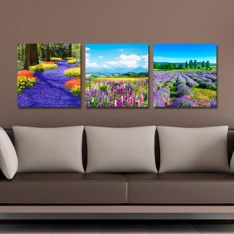 Unique DYC 10133 3PCS Landscape Print Art Ready to Hang Paintings