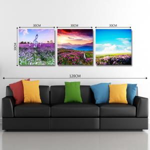 DYC 101140 3PCS Landscape Print Art Ready to Hang Paintings -