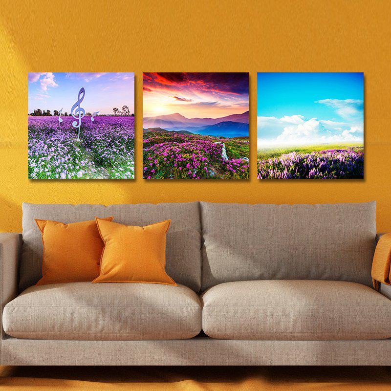 New DYC 101140 3PCS Landscape Print Art Ready to Hang Paintings