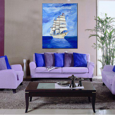 Outfit Hua Tuo Sailing Oil Painting 60 x 90CM OSR - 160306