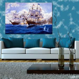Hua Tuo Sailing Oil Painting 60 x 90CM OSR - 160319 -
