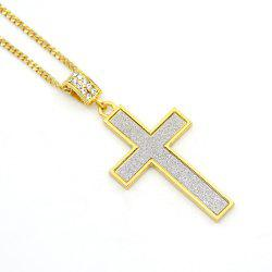 The New Personalized Christian Cross Pendant Necklace -