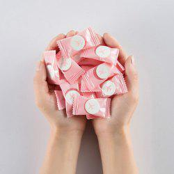 Single Use Face Compressed Towel Set for Travelling 50PCS -