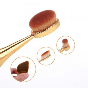 GANJOY-Three Pack Toothbrush Cosmetic Brush New High-End Touch Paint -