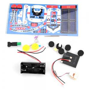 Maikou 7 in 1 Solar DIY Assembling Toys Space Educational Toy -