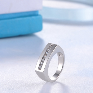 Sh Starharvest 925 Sterling Silver Big Thumb Band Men Rings -