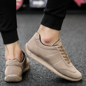 Fall Men'S Casual Shoes Sports Shoes Plate Shoes Student Shoes -