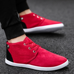 Men Fashion leisure Shoes Sport Flat Shoes -