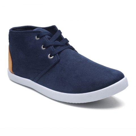 Store Men Fashion leisure Shoes Sport Flat Shoes - 43 ESTATE BLUE Mobile