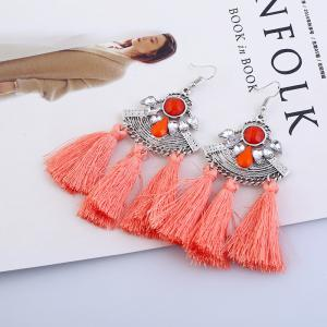 Fashion Jewelry and Diamond Earrings - ORANGEPINK