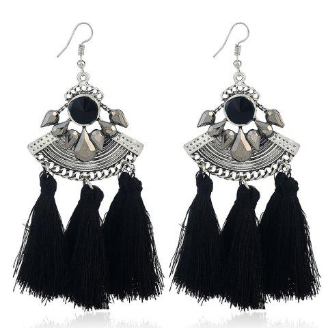 Sale Fashion Jewelry and Diamond Earrings BLACK