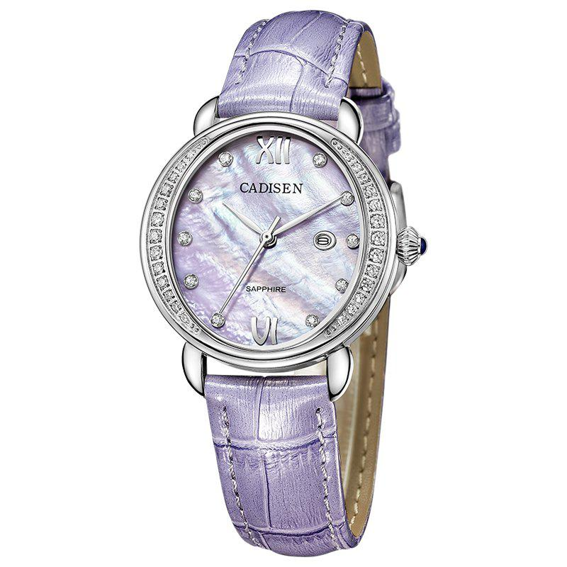 Fancy Fashion colors CADISEN 2017 Brand Luxury Women's Casual watches waterproof watch women fashion Dress