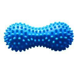 Peanut Massage Ball - Double Lacrosse Massage Ball Mobility Ball for Physical Therapy Muscle Relaxe -