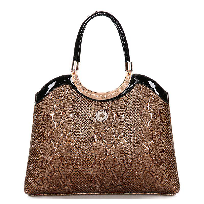Womens Bag Luxury Brands DesignerSHOES &amp; BAGS<br><br>Color: KHAKI;