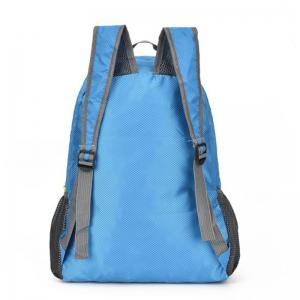 Travel Outdoors Foldable Pack Male and Female General Large-Capacity Mountaineering Bag -
