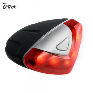 Mountain Bike Safety Feature Supper Bright Rear Tail Light Easy Installation Waterproof Led Bicycle Light -
