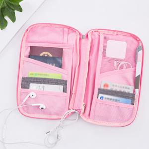 Handbag Bag Country Card Package Portable Travel Passport Bag Protective Bag Certificate Bag Passport Folder Ticket Holder Handbag -