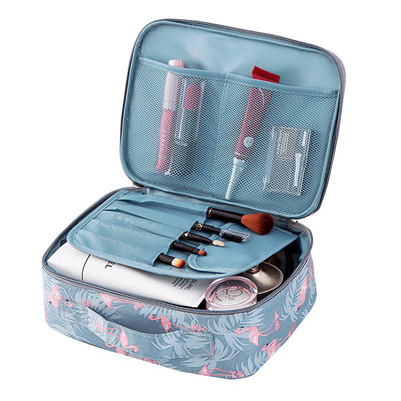 Outfit Travel Storage Bag Portable Durable Large Capacity Makeup Bag