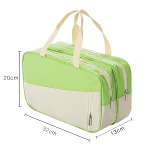 Женская сумочка All Match Chic Patch Nylon Color Block Fashion Bag -