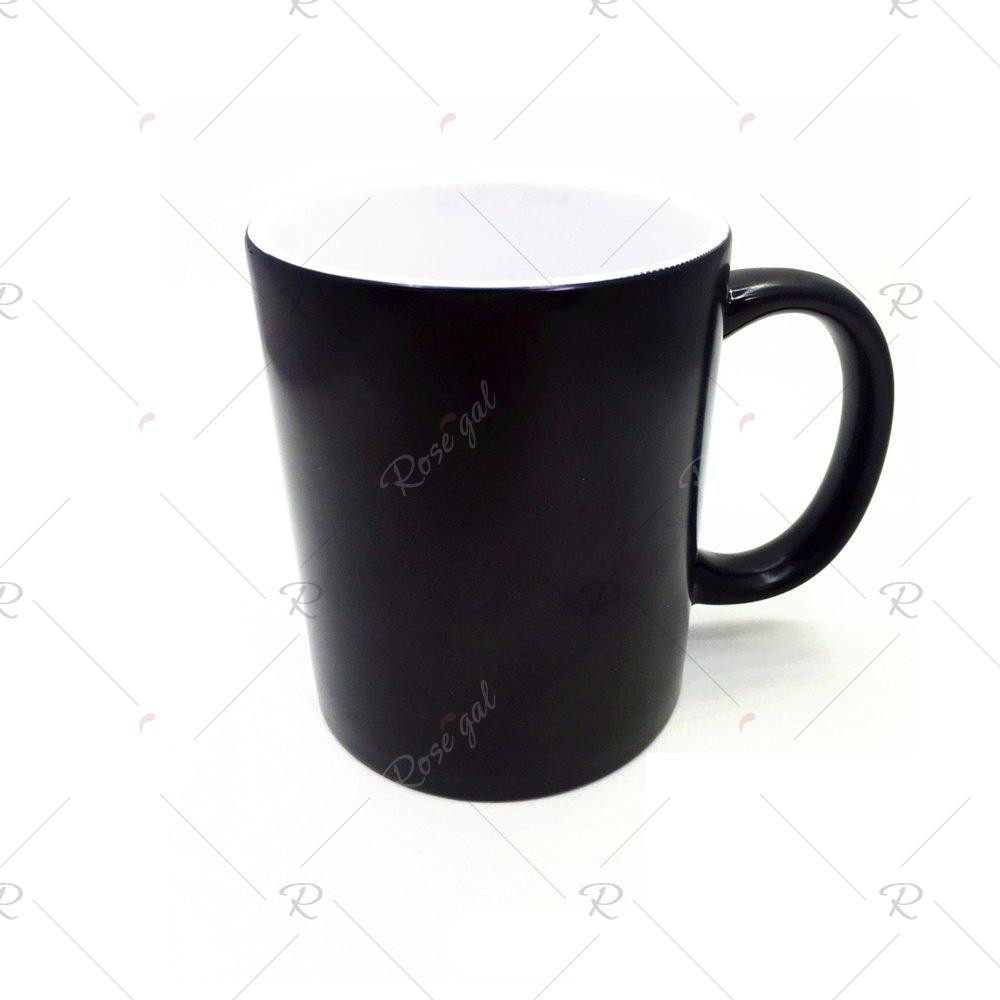 Creative Color Changing Creepy Ceramic Cup MugHOME<br><br>Size: 1PC; Color: BLACK; Style: Creative; Material: Ceramics; Main Features: Change Colour; Package weight: 0.4070 kg; Product weight: 0.3530 kg; Product size (L x W x H): 12.00 x 8.00 x 10.00 cm / 4.72 x 3.15 x 3.94 inches; Package size (L x W x H): 14.00 x 10.50 x 12.50 cm / 5.51 x 4.13 x 4.92 inches; Package Contents: 1 x Cup;