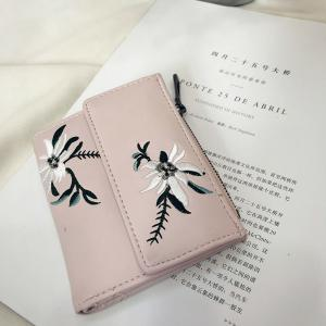 Girl's New Elegant Pattern Wallet -