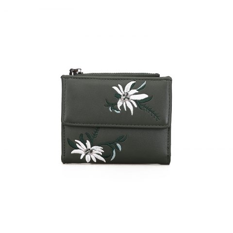 Cheap Girl's New Elegant Pattern Wallet