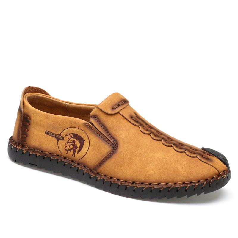 Buy Fashion Casual Shoes British Wild Tide Shoes