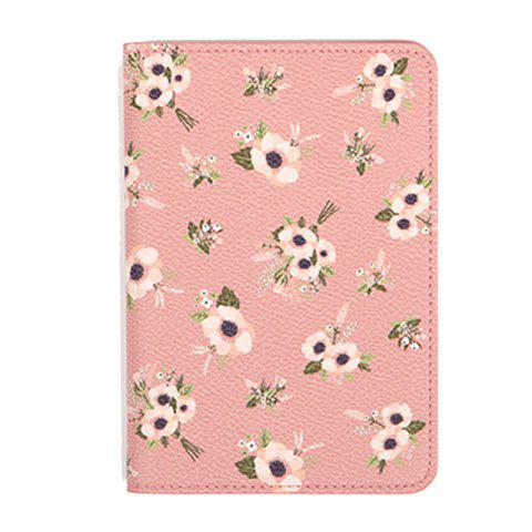 Best Travel Document Organizer Flower Animal Pattern Passport ID Card Storage Bag