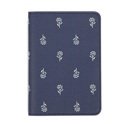 Buy Travel Document Organizer Flower Animal Pattern Passport ID Card Storage Bag