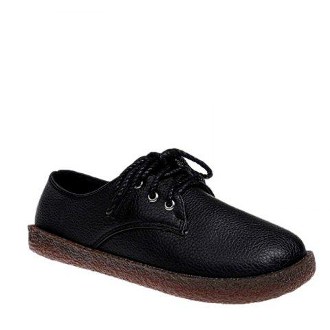 MS Dichotomanthes Bas Flat Strap Chaussures plates