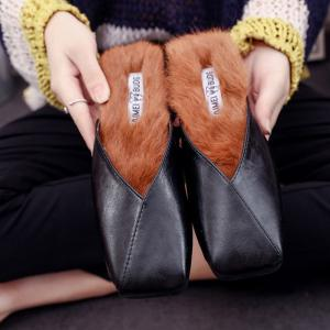 Ladies Fashion and Comfortable Shoes with Grandma Cashmere -