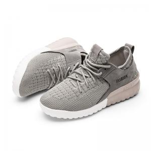 Flat and Breathable Leisure Students Trend Running Shoes -