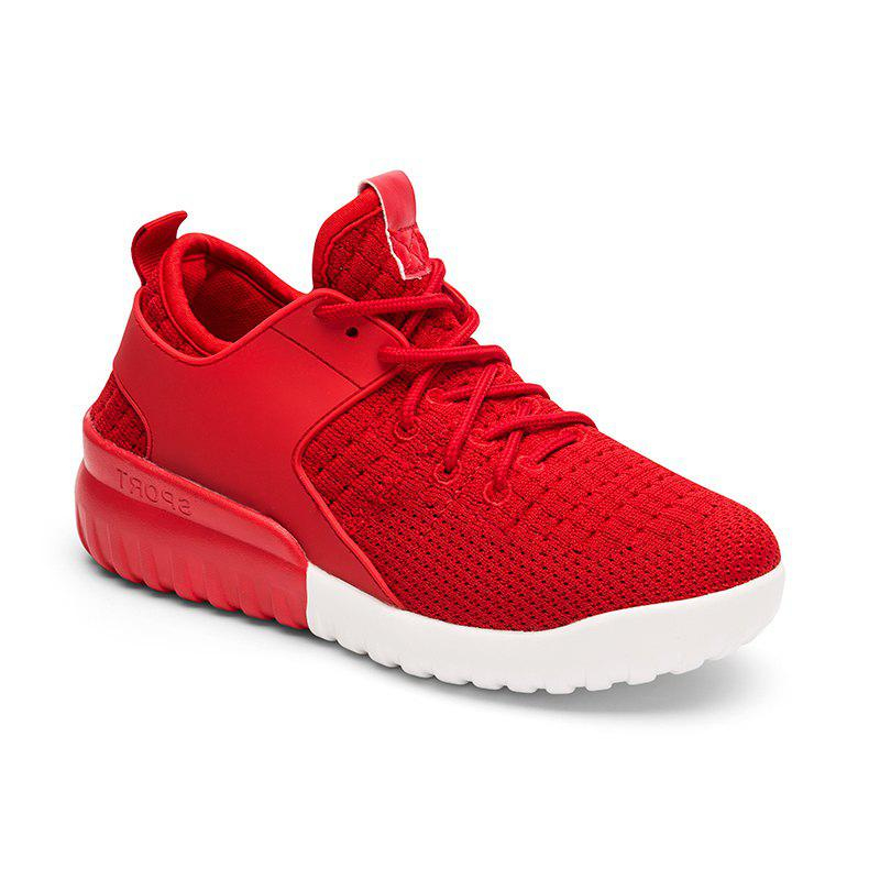Latest Flat and Breathable Leisure Students Trend Running Shoes