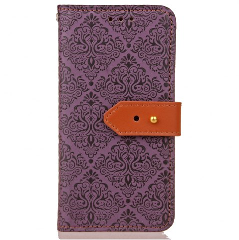 Fancy European Style Card Lanyard Pu Leather for Samsung J530