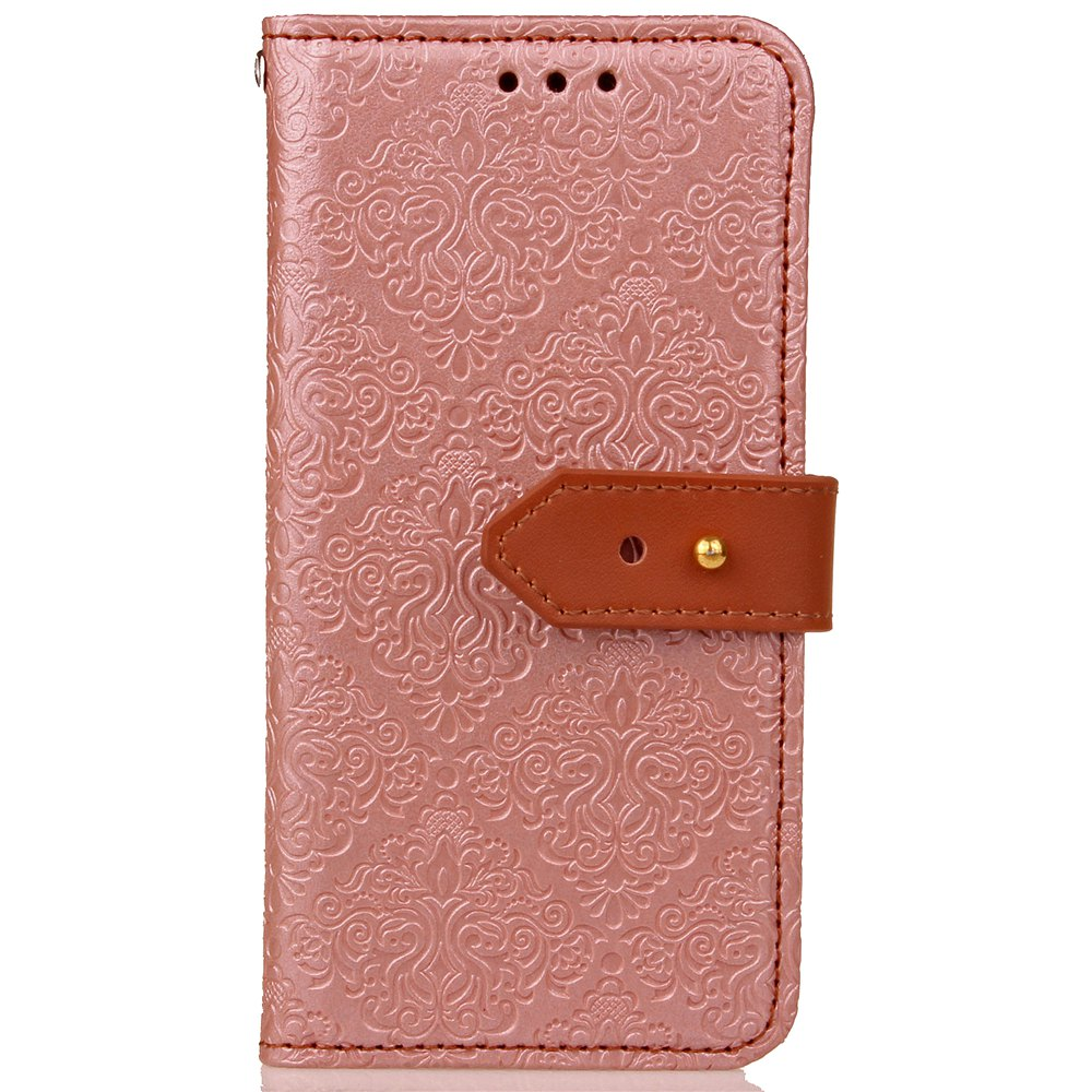 Affordable European Style Card Lanyard Pu Leather for Samsung J530
