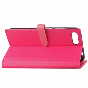 Simple hasp Card Lanyard Pu Leather for Asus ZS551kl -