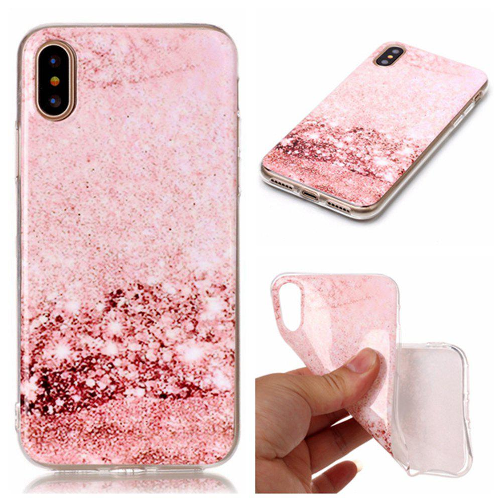 Buy Wkae Soft TPU Color Printing Protective Shell Cover for iPhone X