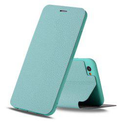 Colourful Textured Ultra-Slim Flip PU Leather Case for VIVO X9S Plus -
