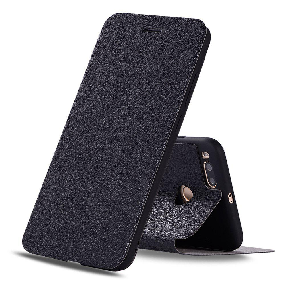 Outfit Colourful Textured Ultra-Slim Flip PU Leather Case for Xiaomi Mi 5X