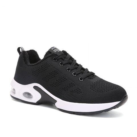Best New Women's Running Shoes Fashion Sneakers Mesh Breathable Casual Sport