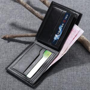 JPT-1032Multi Card Man Single Package Sheet PU Wallet Are Men -