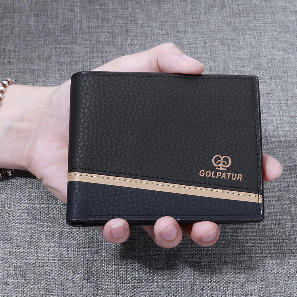 JPT-1032Multi Card Man Single Package Sheet PU Wallet Are MenSHOES &amp; BAGS<br><br>Color: BLACK; Wallets Type: Standard Wallets; Gender: For Men; Style: Casual; Closure Type: Open; Pattern Type: Others; Main Material: PU; Height: 2.2; Width: No; Length(CM): 11.5; Color: Black; Package weight: 0.0700 kg; Package size (L x W x H): 11.60 x 10.00 x 2.20 cm / 4.57 x 3.94 x 0.87 inches; Package Contents: 1x Wallet;