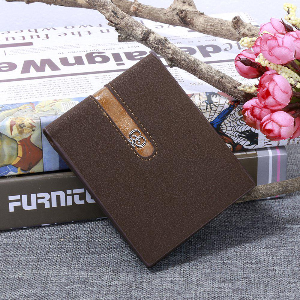 Best JPT-1031 Men'S Wallet Business Fashion Short Hinge with Multi Card Wallet