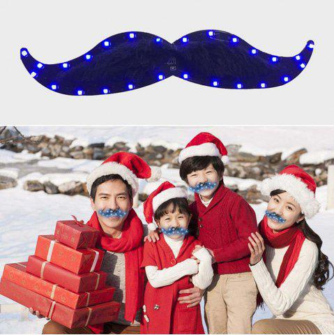 Buy KWB LED Moustache Light for Fashion Icon Saloon Pub Club Bar Party / Christmas