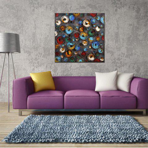 Cheap Hua Tuo Abstract Oil Painting Size 70 x 70CM HT - 5358