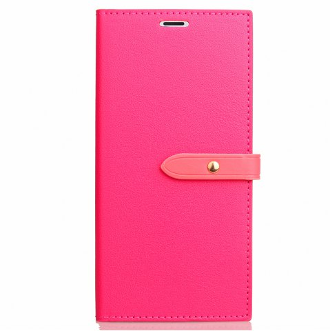 Outfit Velcro Business Card Lanyard Pu Leather for HUAWEI Nova 2
