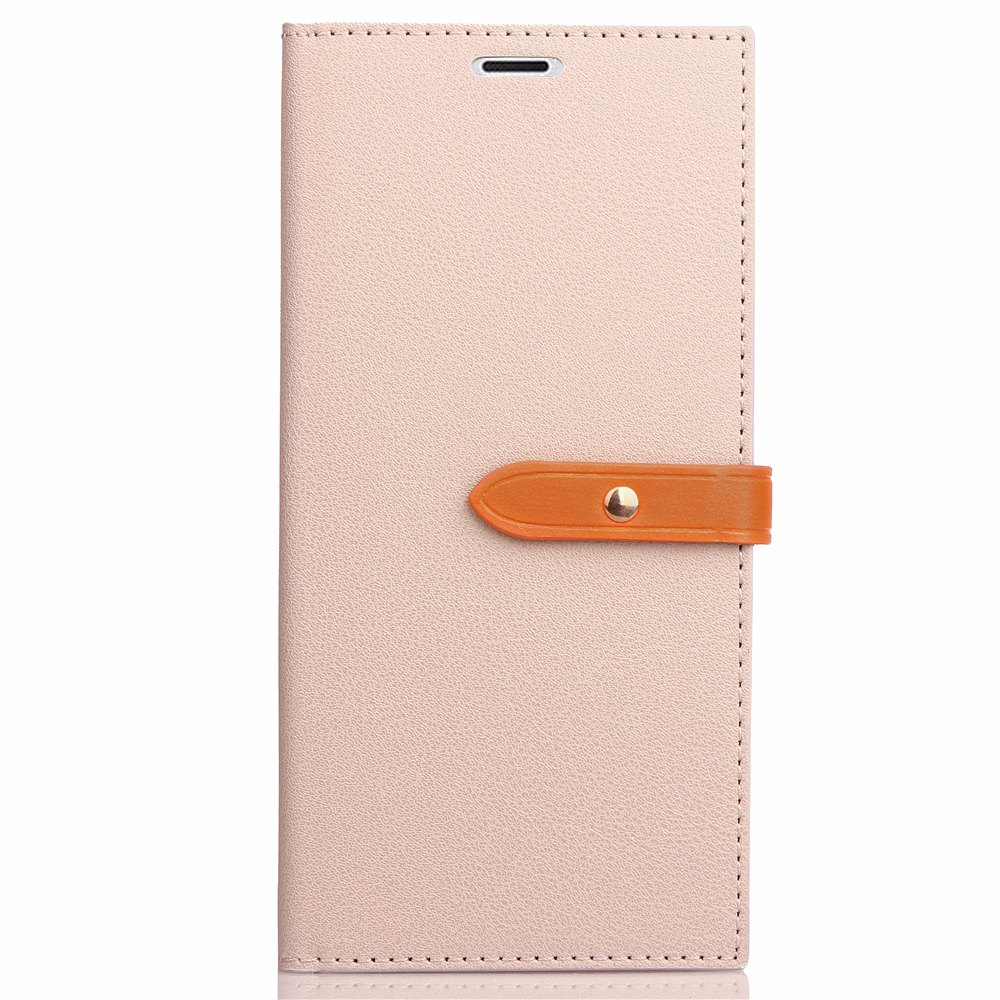 Hot Velcro Business Card Lanyard Pu Leather for HUAWEI Nova 2